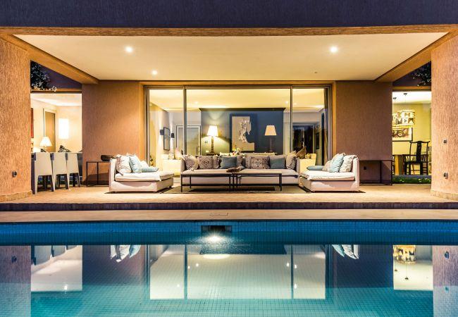 Villa en Marrakesh - AL MAADEN 132