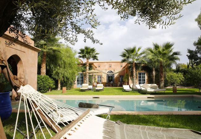 Villa à Marrakech Alentours - AKHDAR 5