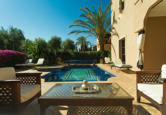 Villa à Marrakech Alentours - ABALYA 22