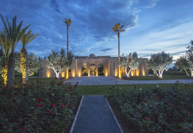 Villa à Marrakech Alentours - Villa ADNAA