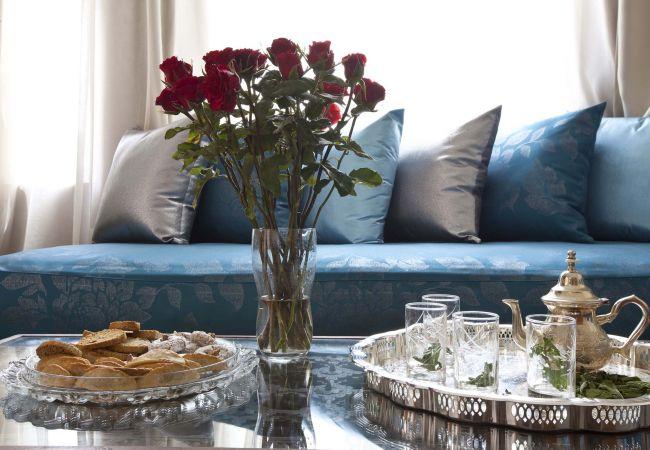 Villa à Marrakech Palmeraie - BEYT RIM