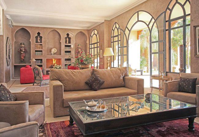 Villa à Marrakech Alentours - DAR MOIRA