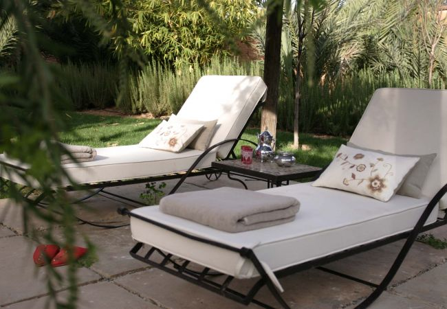 Villa à Marrakech Palmeraie - LANKAH