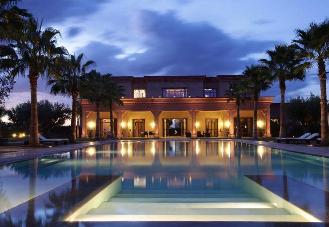 Villa à Marrakech Alentours - MEXANCE