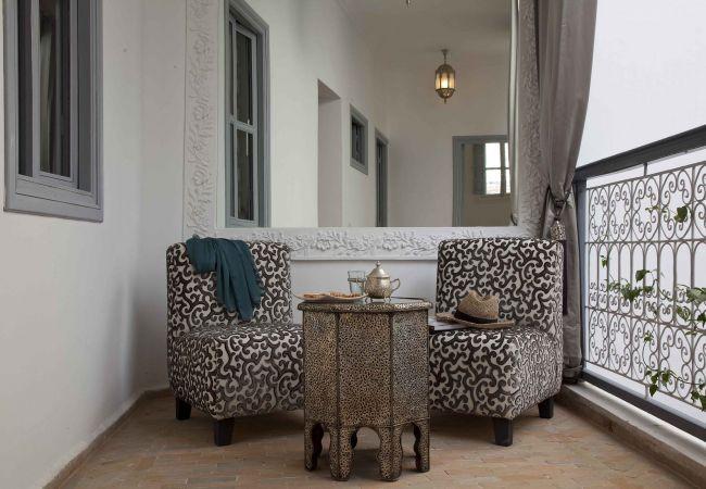 Villa à Marrakech Medina  - Riad MAY