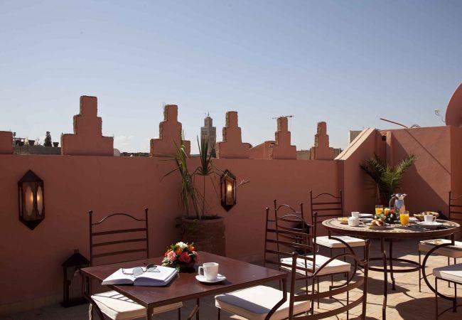 Chambres d'hôtes à Marrakech Medina  - Riad RK - Suite