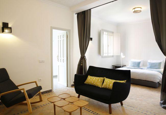Chambres d'hôtes à Marrakesh - Chambre double ABALYA 1
