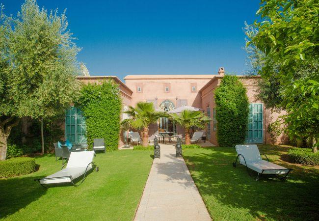 Villa à Marrakech Alentours - AKHDAR 13