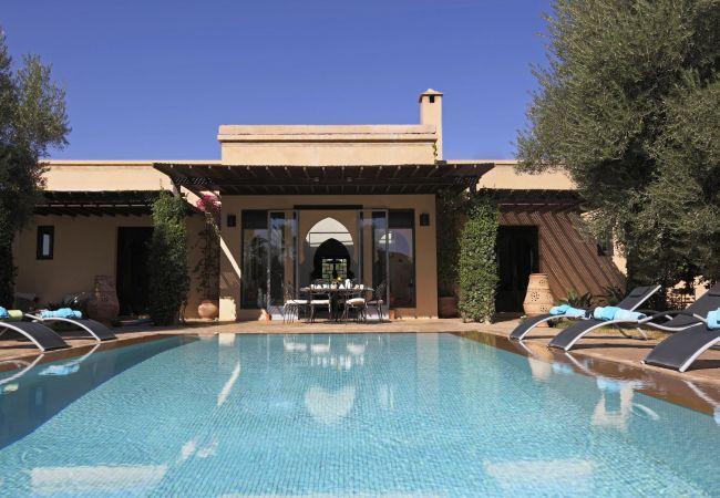Villa à Marrakesh - Villa DOMOLIV Marrakesh