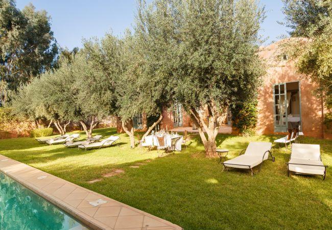 Villa in Marrakesh - AKHDAR 3