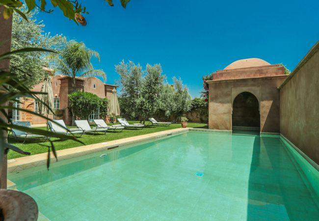 Villa in Marrakech Alentours - AKHDAR 18