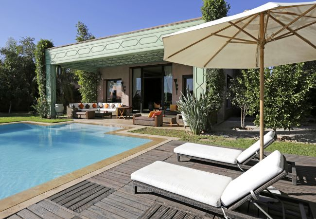 Villa in Marrakesh - Villa MEZIANE Golf Marrakech